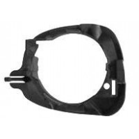The frame front left-hand fog for Dacia Duster 2010 onwards Lucana Bumper and accessories