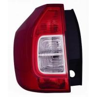 Lamp LH rear light for Dacia Logan MCV 2013 onwards Lucana Headlights and Lights