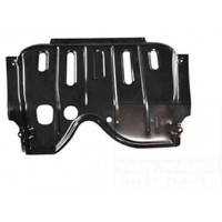 Carter protection lower engine for Dacia Sandero 2008 onwards Lucana Bumper and accessories