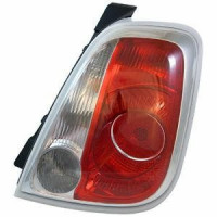 Lamp RH rear light for Fiat 500 Cabrio 2007 onwards marelli Headlights and Lights