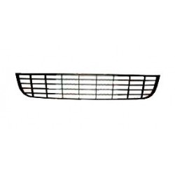 The central grille front bumper for Fiat Bravo 2007 onwards, glossy black Lucana Bumper and accessories
