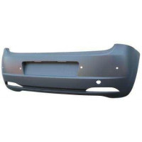 Rear bumper for the Fiat Grande Punto 2005 onwards with holes sensors park Lucana Bumper and accessories