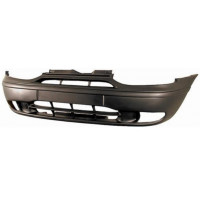 Front bumper for Fiat Palio 1997 to 2001 with fog holes to be painted Lucana Bumper and accessories