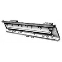 Front cross member lower for fiat panda 1986 to 2003 Lucana Plates and Frameworks