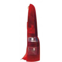 Lamp LH rear light for fiat panda 2003 to 2005 red body Lucana Headlights and Lights