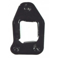 Right plate tip the front side member for fiat panda 2003 onwards Lucana Plates and Frameworks