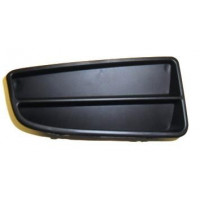 Right grille front bumper for fiat panda 2003 onwards without fog hole Lucana Bumper and accessories