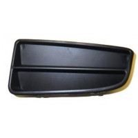 Left grille front bumper for fiat panda 2003 onwards without fog hole Lucana Bumper and accessories