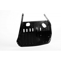Carter protection lower engine for fiat panda 2003 ONWARDS 4X4 Lucana Bumper and accessories