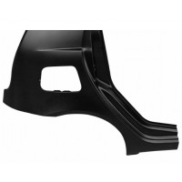 Right rear fender for Fiat Punto 1999 to 2005 5 doors down Lucana Plates and Frameworks