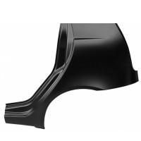 Left rear fender for Fiat Punto 1999 to 2005 5 doors down Lucana Plates and Frameworks