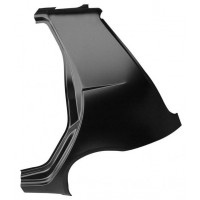 Left rear fender for Fiat Punto 1999 to 2005 5 doors Lucana Plates and Frameworks