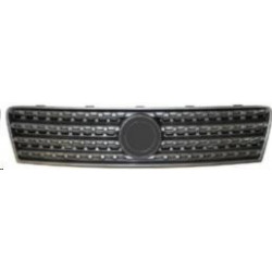 Bezel front grille for Fiat Punto 2003 to 2005 for the tubes Lucana Bumper and accessories