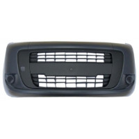 Front bumper for Fiat Qubo 2007 onwards to be painted with predisposition front fog holes Lucana Paraurti ed Accessori