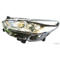 Headlight right front the Ford S-Max 2015 onwards black fbl valeo Headlights and Lights