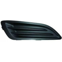 Right grille front bumper for ford fiesta 2013 onwards without fog hole Lucana Bumper and accessories