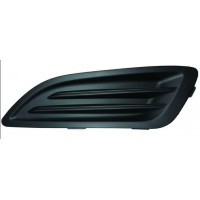 Left grille front bumper for ford fiesta 2013 onwards without fog hole Lucana Bumper and accessories
