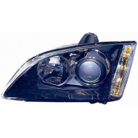 Headlight right front headlight for Ford Focus 2005 to 2007 lenticular Lucana Headlights and Lights