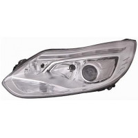 Headlight right front headlight for Ford Focus 2011 onwards xenon led Lucana Headlights and Lights