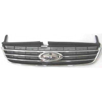 Bezel front grille for Ford Mondeo 2007 onwards ghia with chrome trim Lucana Bumper and accessories
