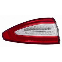 Lamp LH rear light for Ford Mondeo 2014 onwards outside led 4 doors Lucana Headlights and Lights
