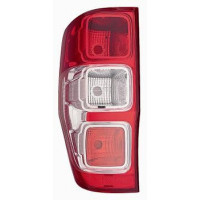 Lamp LH rear light for Ford ranger 2012 onwards with rear fog lights Lucana Headlights and Lights