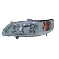 Headlight left front headlight Honda Accord 1998 to 2003 smooth glass Lucana Headlights and Lights