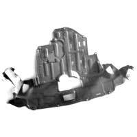 Carter protection lower engine for Honda Civic 2006 in diesel then Lucana Bumper and accessories