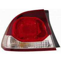 Lamp LH rear light Honda Civic 2008 onwards 4 port external hybrid Lucana Headlights and Lights