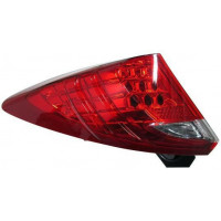Lamp RH rear light for Honda Civic 2012 onwards led 5 doors dark background Lucana Headlights and Lights