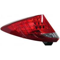 Lamp LH rear light for Honda Civic 2012 onwards led 5 doors dark background Lucana Headlights and Lights