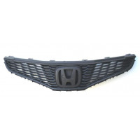 Bezel front grille for Honda Jazz 2008 to 2011 gray Lucana Bumper and accessories