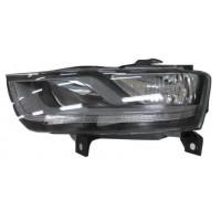 Headlight left front headlight for AUDI Q3 2011 onwards halogen Lucana Headlights and Lights