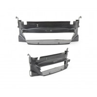 Air Deflector central grille front bumper for the BMW Series 2 F22 F23 2013 onwards Lucana Bumper and accessories
