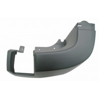 Left-hand sill rear bumper for Ford Transit 2013 onwards Lucana Bumper and accessories