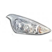 Headlight right front headlight for Hyundai i10 2013 onwards 1 chrome parable Lucana Headlights and Lights