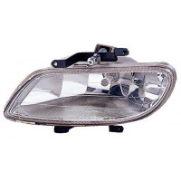 Fog lights left headlight for Hyundai Accent 2000 to 2001 4 doors Lucana Headlights and Lights