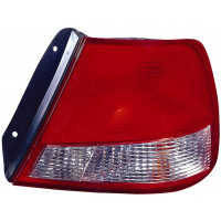 Lamp LH rear light for Hyundai Accent 2002 to 2003 4 doors Lucana Headlights and Lights