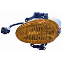Fog lights right headlight for Hyundai Atos 1998 to 2003 amber glass Lucana Headlights and Lights