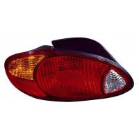 Lamp LH rear light for Hyundai lantra 1998 to 2000 Lucana Headlights and Lights