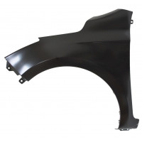 Left front fender for Hyundai i20 2012 onwards without hole arrow Lucana Plates and Frameworks