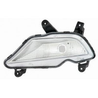 DRL front right-hand daytime running light for Hyundai i20 2014 onwards 5 doors Lucana Headlights and Lights