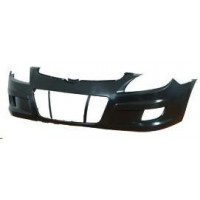 Front bumper for Hyundai i30 2007 to 2010 smooth black Lucana Bumper and accessories