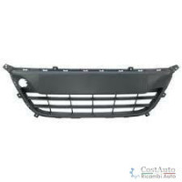 The central grille front bumper for Hyundai i20 2008 onwards Lucana Bumper and accessories