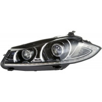 Headlight right front headlight for jaguar XF 2012 to 2015 AFS Xenon hella Headlights and Lights