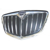 Bezel front grille for the Lancia Musa 2007 onwards FIAT Bumper and accessories