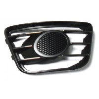 Right grille front bumper for the Lancia Musa 2007 onwards with chrome profiles FIAT Bumper and accessories