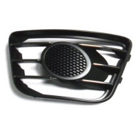 Left grille front bumper for the Lancia Musa 2007 onwards with chrome profiles FIAT Bumper and accessories