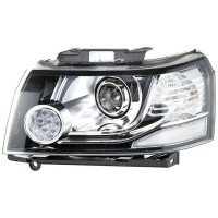 Headlight left front headlight for Land Rover Freelander 2006 onwards drl led hella Headlights and Lights
