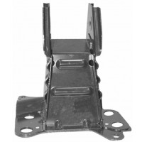 Reinforcing bracket left nateriore bumper for AUDI A3 2003to 2008 3 3 and 5 doors sportback Lucana Plates and Frameworks